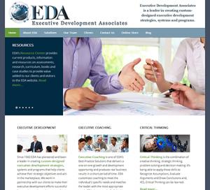 Executive Development Associates WordPress Website Genesis
