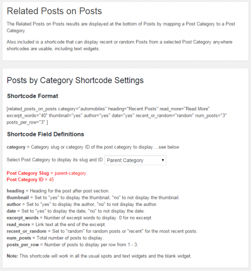 posts-on-posts-settings
