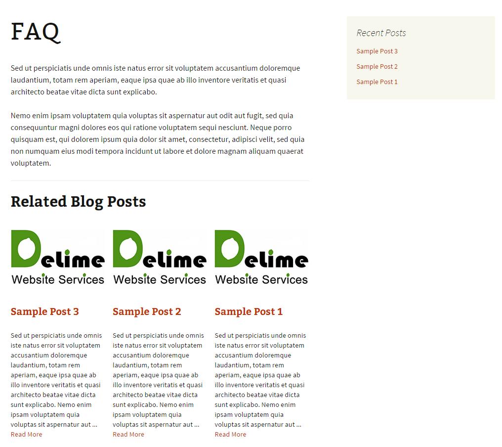 posts-on-listing