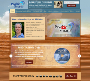 Psychic Smarts WordPress Website